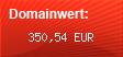 Domainbewertung - Domain silverpreneur.eu bei domainbewertung.de.com