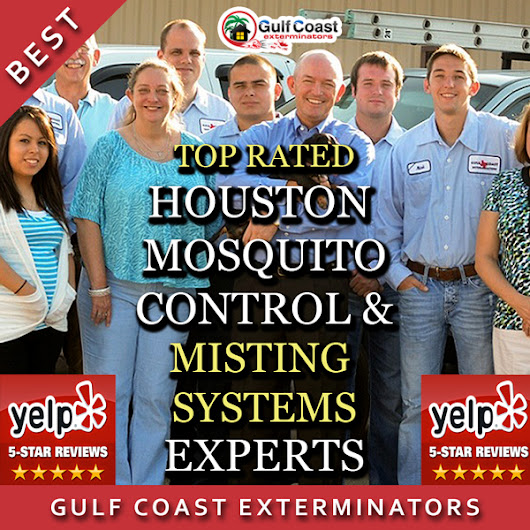 Benefits Of Mosquito Misting Systems In Houston - Pest Control Houston Gulf Coast Exterminators