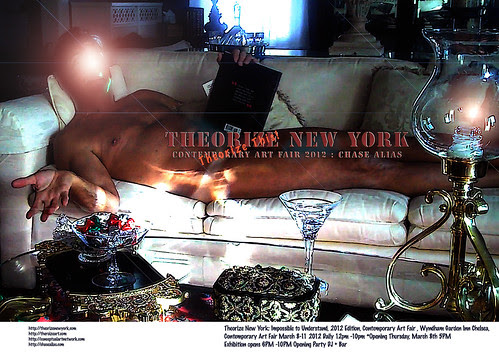 Chase Alias' Teaching the Method, With Theorize New York 2012 by Chase Alias :)(:
