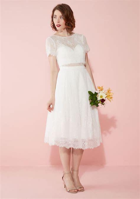 274 best Tea Length & Short Wedding Dresses images on