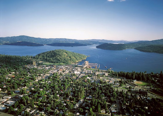 Stay and play in Idaho's Coeur d'Alene