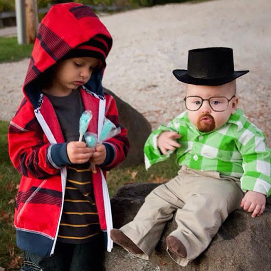 26 Of The Best Kids' Halloween Costumes Ever