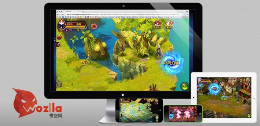 Wozlla raises $2M to expand its HTML5 games beyond China