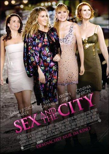 póster de la película Sexo en Nueva York