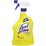 Lysol All-Purpose Cleaner, Lemon - 32 oz bottle