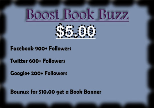 sharelle123 : I will promote your ebook online for $5 on www.fiverr.com