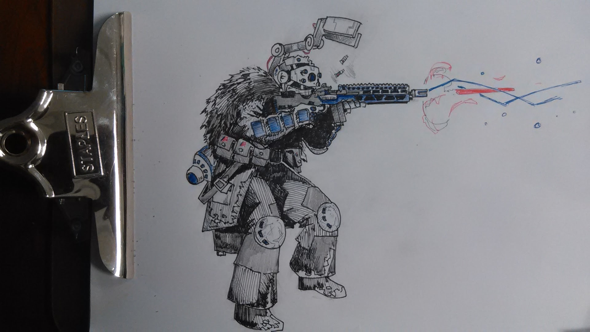 Titanfall 2 Cloak Pilot with AMPED G2 (G2A5) by ...
