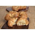Sweet Street Multigrain Croissant Pre-Proofed, 3.5 Ounce - 54 per case.