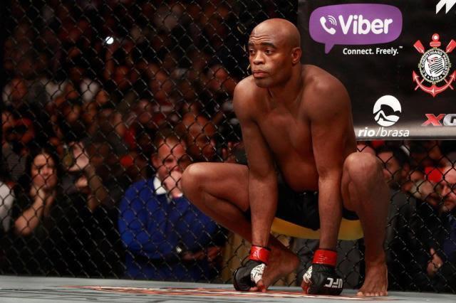 UFC Londres: Anderson Silva perde para Michael Bisping por decisão dos juízes Steve Marcus/GETTY IMAGES NORTH AMERICA