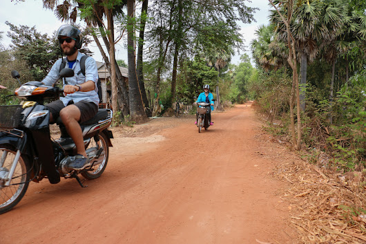 Countryside Motorbike Tour In Siem Reap, Cambodia - Poplar Travels