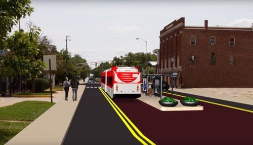 Rapid Transit Plan Scores Big Federal Funding