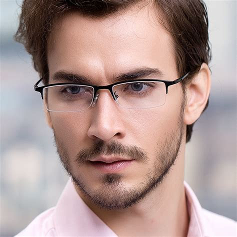 Men With Glasses   Men Hairstyle Trendy