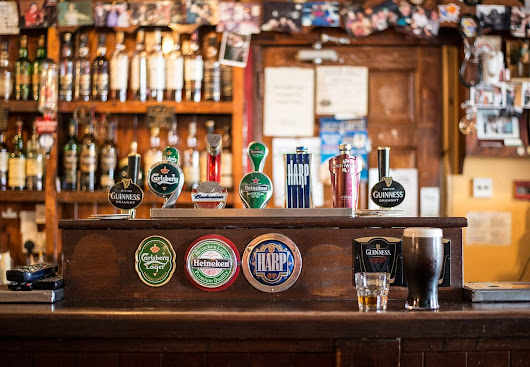 7 Dublin pubs with fireplaces not to miss - Wild Rover Tours