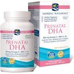 Nordic Naturals Prenatal DHA, Softgels - 90 count