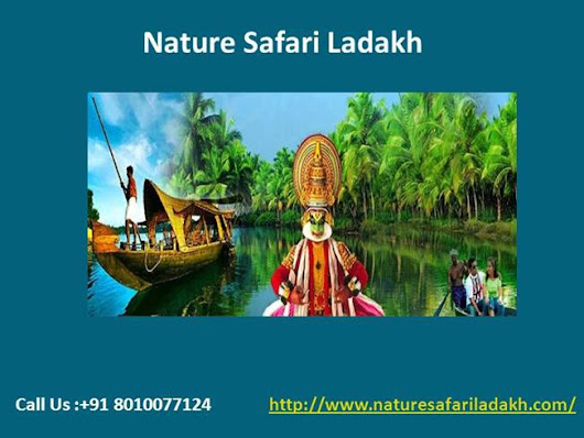 Nature Safari Ladakh is a Best Travel Agency