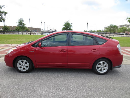 Used 2006 Toyota Prius 4-Door Liftback for Sale in Pensacola FL 32502 Bill Haven Cars Inc