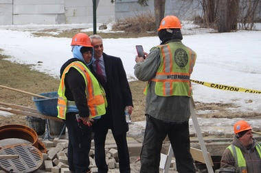 City Launches Alerts on Local Water, Sewer Projects