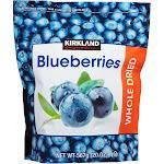 Kirkland Signature Whole Dried Blueberries, 20-Ounces