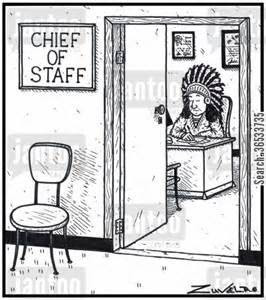 Clan-less bsand & tribal chiefs in Isle of Man office.