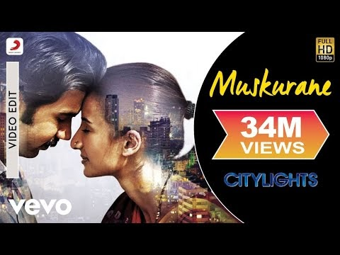 Muskurane Ki Wajah Tum ho Lyrics - Arjit Singh City Lights
