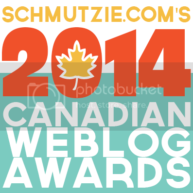 2014 Canadian Weblog Awards