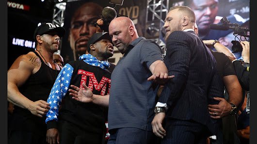 What boxing purist Dana White thinks about the McGregor-Mayweather matchup