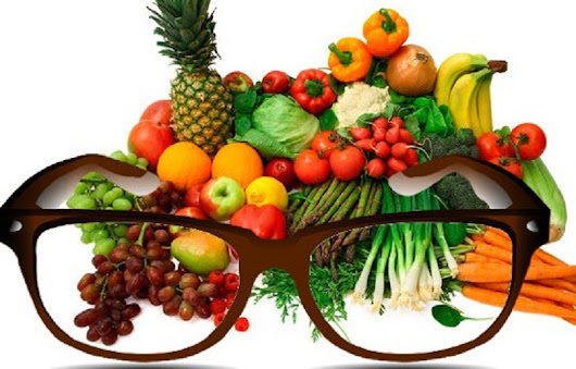 Improve Your Eyesight: Foods That Improve Your Eyesight
