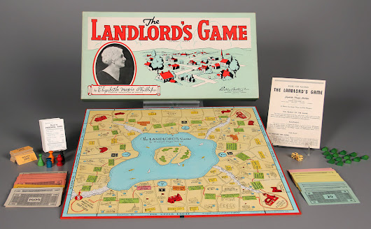 The Landlord's Game (Monopoly) y Blacks and Whites, juegos de mesa reivindicativos