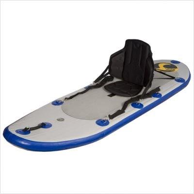 Kayak Reviews 2013 Zoik Egotrip Inflatable Kayak Stand