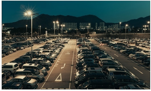 Compare airport car parking online