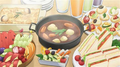 food  anime     beautiful art