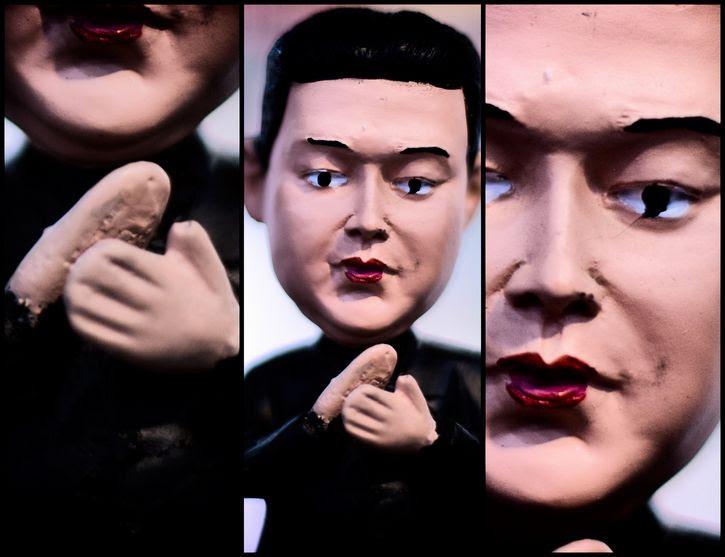 kim jong un figura accion