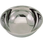 Update International (MB-800) 8 Quart Stainless Steel Mixing Bowl