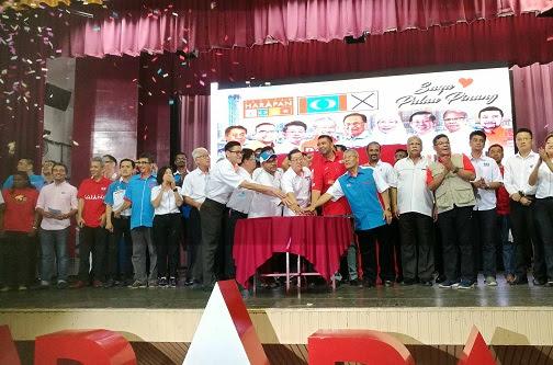PH P. Pinang tawar 68 Akujanji kepada rakyat