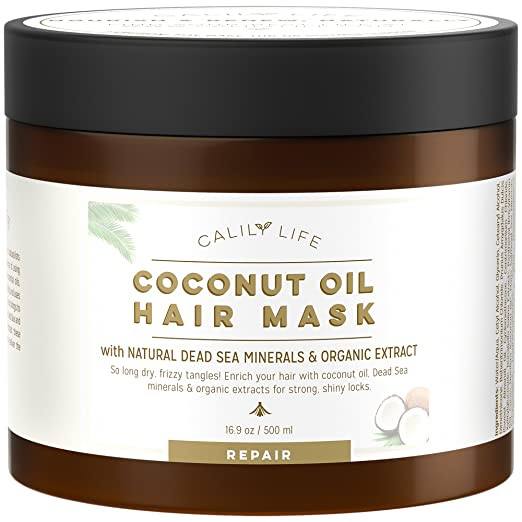 Calily Life Coconut Oil Hair Mask