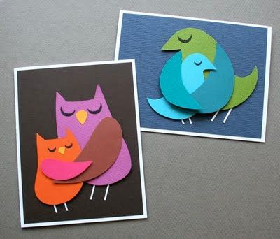 Momma Bird Mother's Day Card from mmmcrafts | Cool Mom Picks