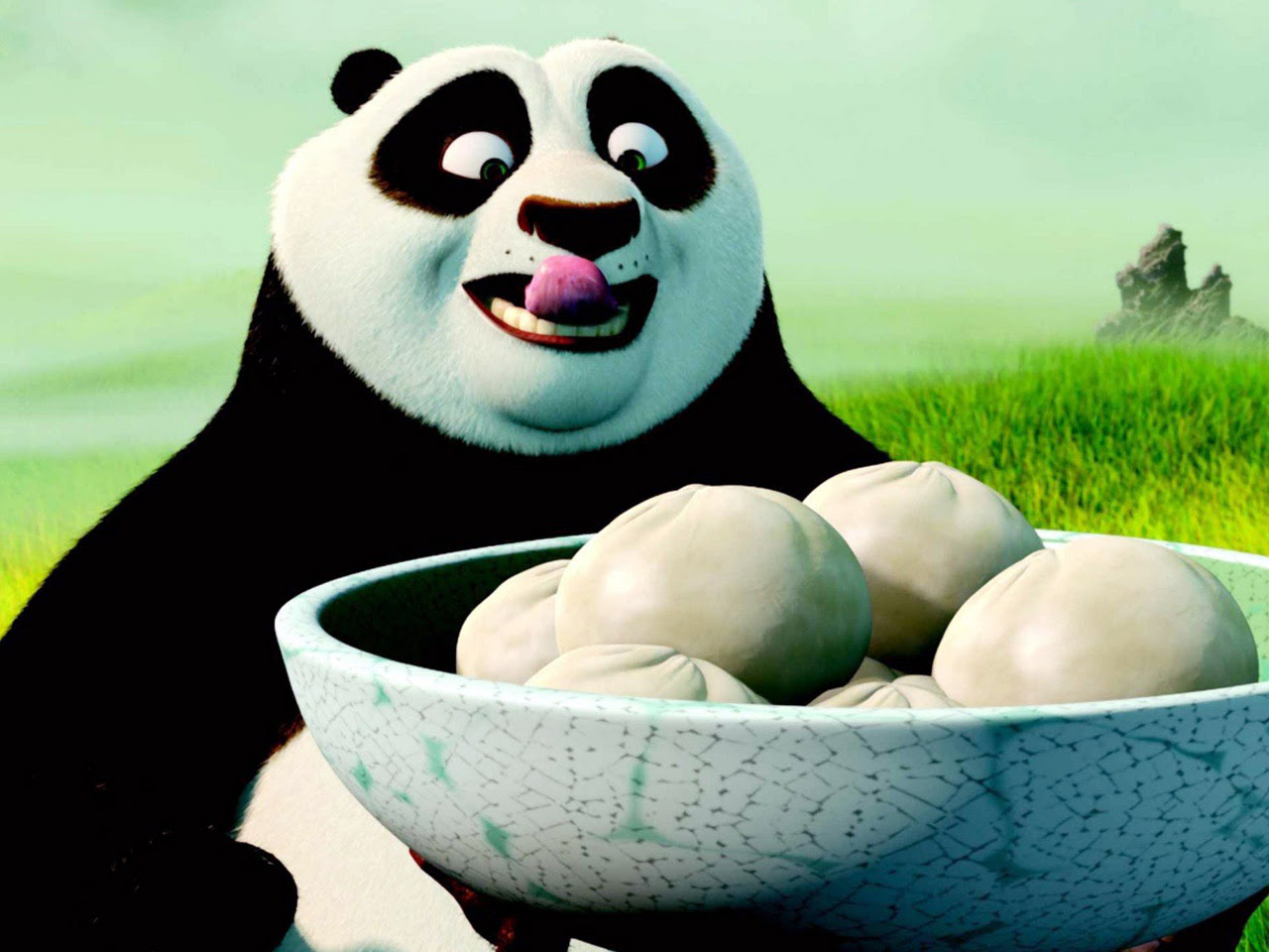 Kungfu Panda Download Blackberry IPhone Desktop And