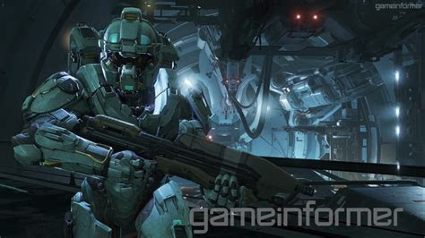 New Halo 5 Campaign Screenshots ? Rectify Gaming