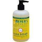 Mrs. Meyer's Clean Day Liquid Hand Soap, Honeysuckle Scent - 12.5 fl oz bottle