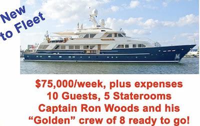 Charter motor yacht GOLDEN RULE Bahamas