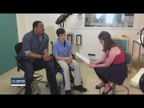 Tribute to Micah Fowler- Star of Speechless