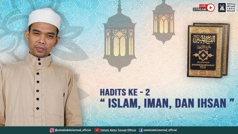 LIVE STREAMING - Kajian Kitab Fathul Mubin | | IMAN, ISLAM, DAN IHSAN |