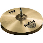 "Sabian 14"" Hi-Hat FRX"