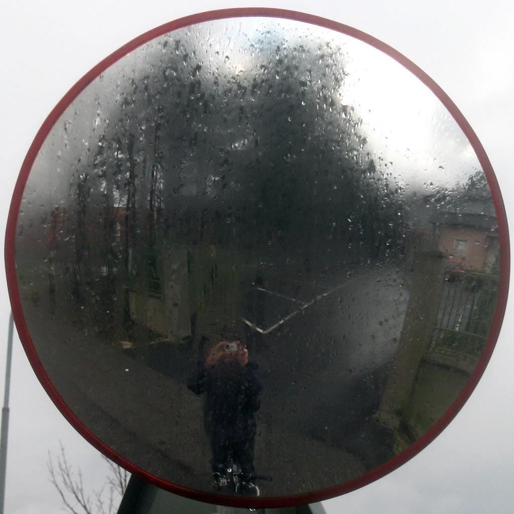 Traffic Mirror Me
