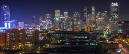 Breathtaking Timelapse Of Los Angeles Will Give You Chills | The Creators Project