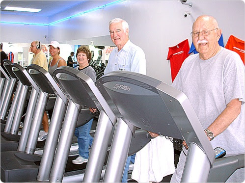 Seniors Fitness Programs are Geared to Helping Older Adults Stay Healthy as They Age - Canton, MA