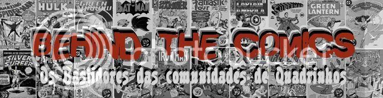 Behind The comics