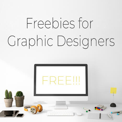 Best Freebies for Graphic Designers