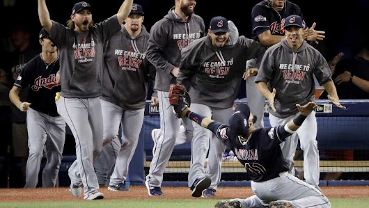 MLB to destroy, not donate, Indians championship gear