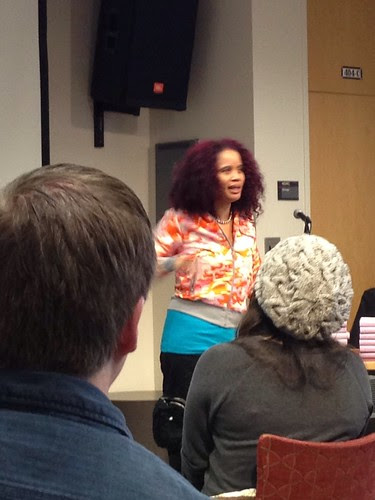 Staceyann Chin @ Rutgers-Newark